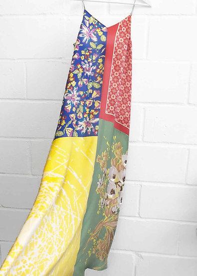 Venice Long Slip Dress / Size 12