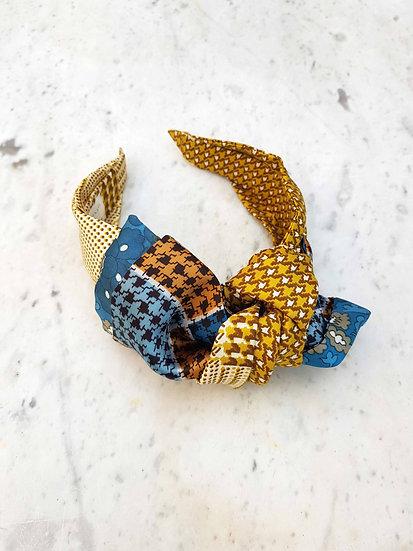 Golden Flower Headband