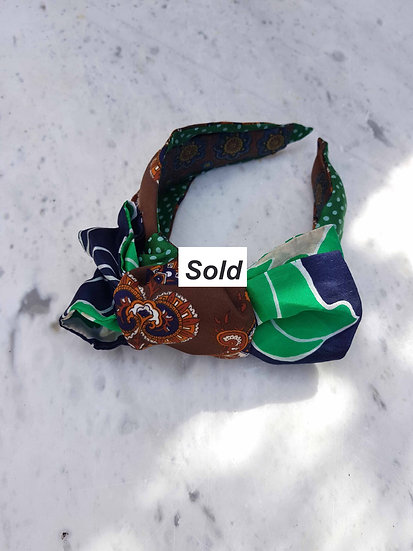 Antique Gem Headband