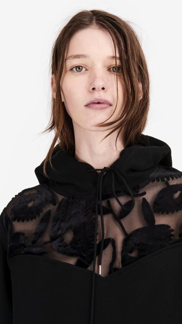 McQ SS17 Womenswear Devore
