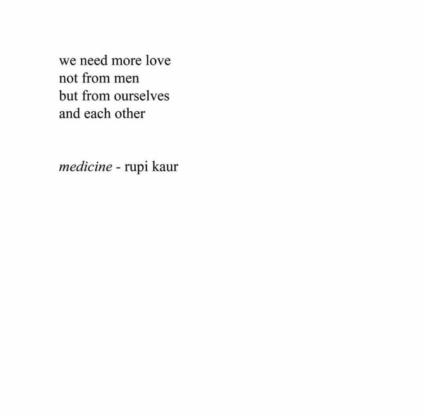 RUPI KAUR : Your Truth
