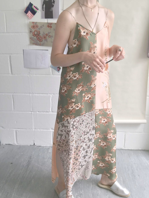 Meg Long Slip Dress / Size 10