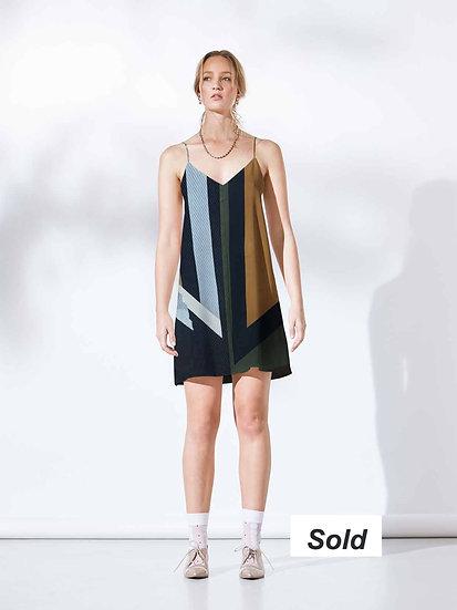 The Jaron Mini Dress
