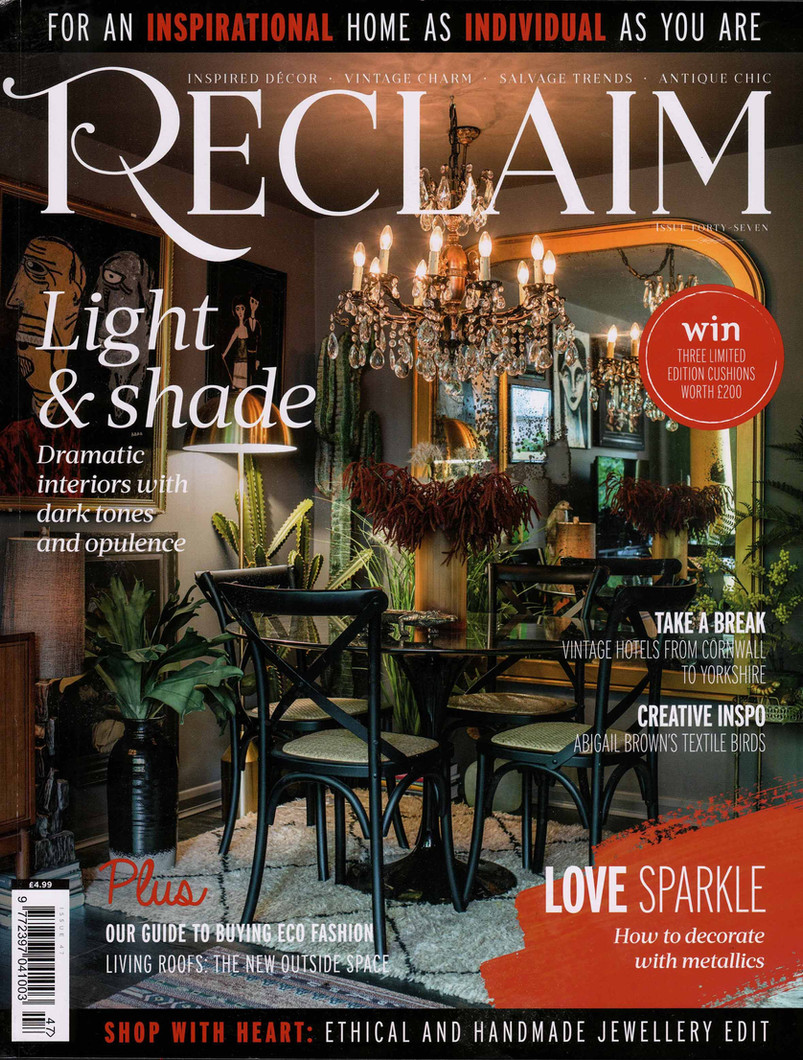 Reclaim Mag we resonate