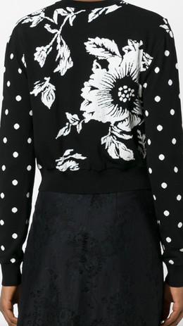 McQ SS17 Womenswear Knit Jacquard