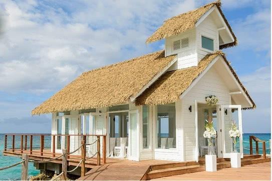 Sandals Ochi Beach Resort Over The Water