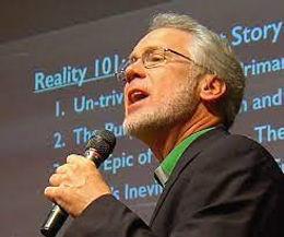 Rev. Michael Dowd on Greening Religion