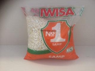 Iwisa No1 Samp 1Kg