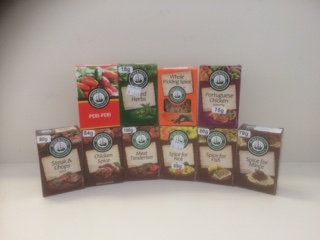 Robertsons Spice Refill Packs