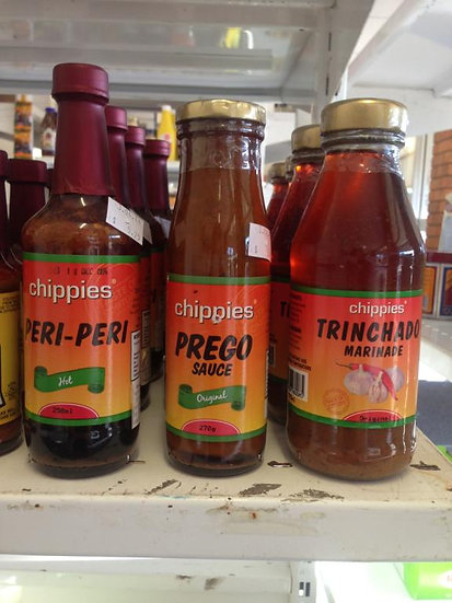 Chippies Sauces & Marinade