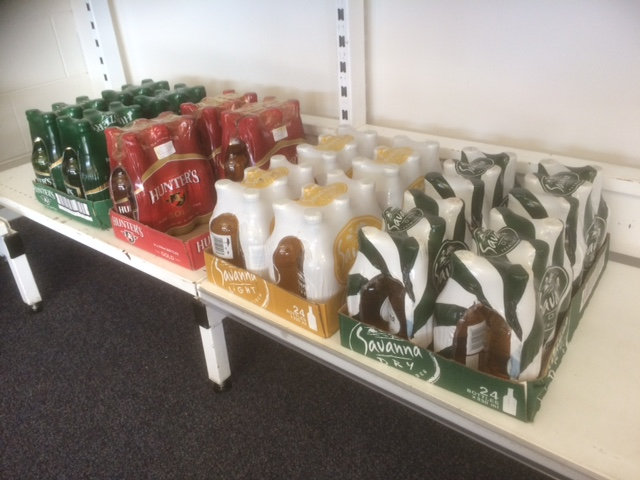 Cider Case 24 x 330/340ml Bottles
