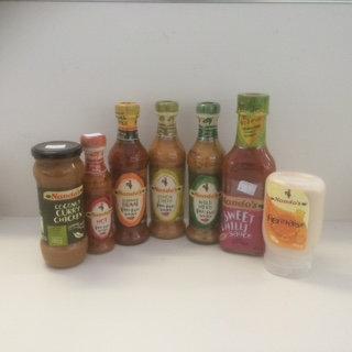 Nando's Sauces