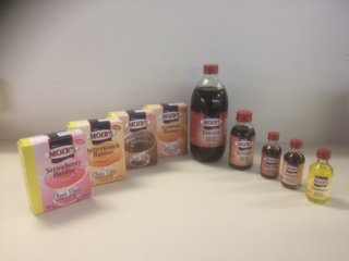 Moir's Products