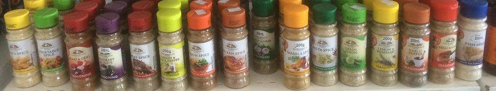 InaPaarman's Spices 1