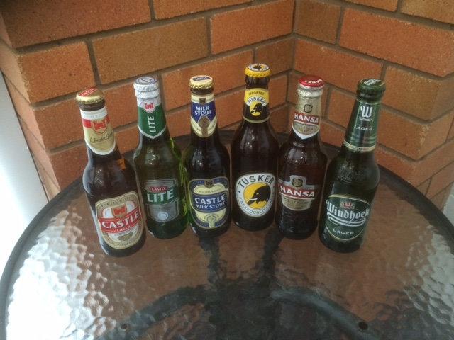 Beers Single Bottles 330/340ml