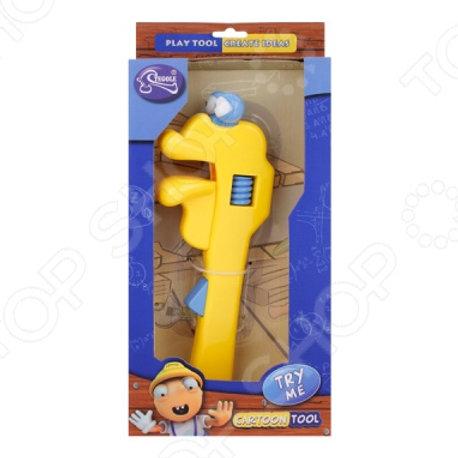 11-660 Разводной ключ на бат. звук. эффект. в/к 34.5*16.5*7