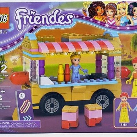 50-001-513 Конструктор  Friends 252 ДЕТ
