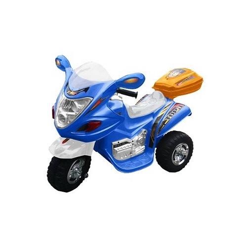 11-199-31 Скутер на аккумуляторе. (1x6V. 4.5 Ah).цв.синий