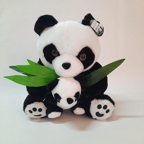 04-055-28  Панда с малышом