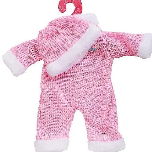 25-311 Комплект одежды Пушинка д/куклы 35см. 2 предм.. в асс