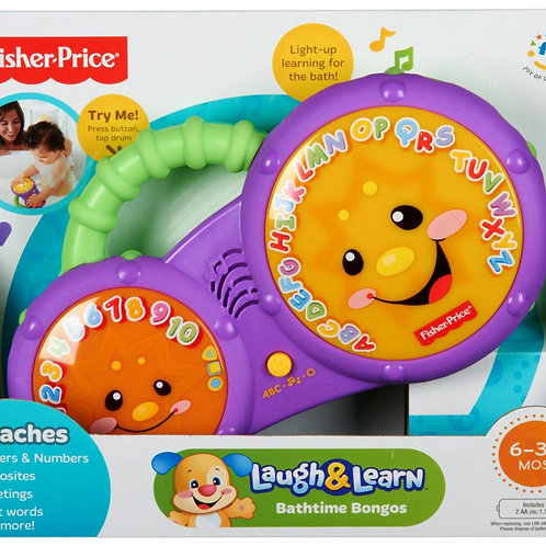 14-890 МАТТЕЛFISHER-PRICE®СМЕЙСЯ И УЧИСЬБАРАБАНЫ-БОНГО