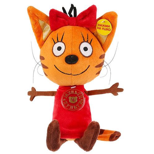 04-285-41 Мяг. игрушка Мульти-Пульти 3 кота. Карамелька 1