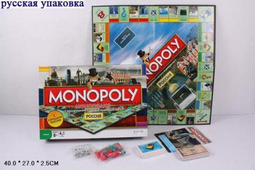 10-191 Настольная игра Монополия Россия 6155+