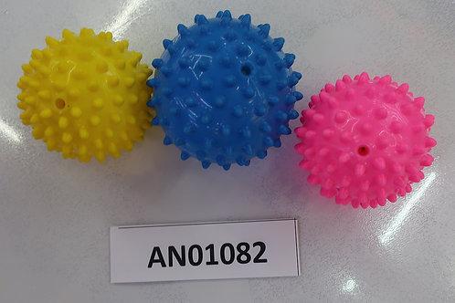 03-015 Мяч детский (8 см) с шипами
