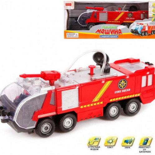 25-222-3 Машина эл.. Пожарная с водяной пушкой. свет. звук.