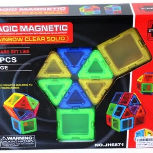 25-691-1 Констр-р магнитный. 30 деталей
