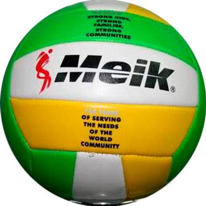10-342-3 Мяч волейбольный двухсл.. Meik PVC.д.21см. арт.V506