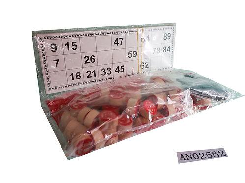 03-336-2 Лото деревянное (23х9.5х4.5 см) в пакете