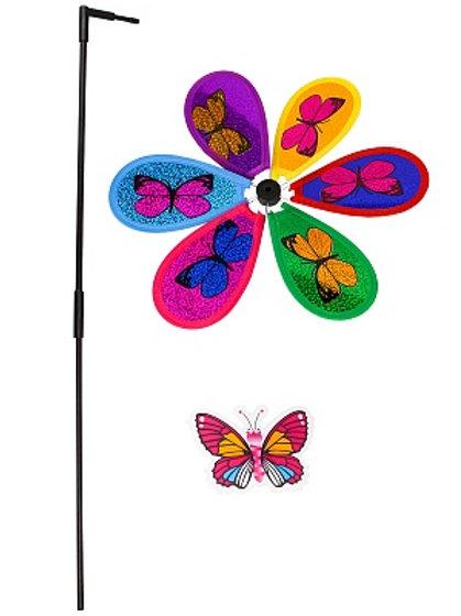 10-089-92 Ветерок (50 см) 1 цветок БЛЕСТЯЩИЙ3 вида в асст.