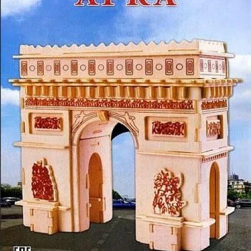 03-136-0 СБОРНЫЕ МОДЕЛИ. 3 BIG. Триумфальная арка (РК)
