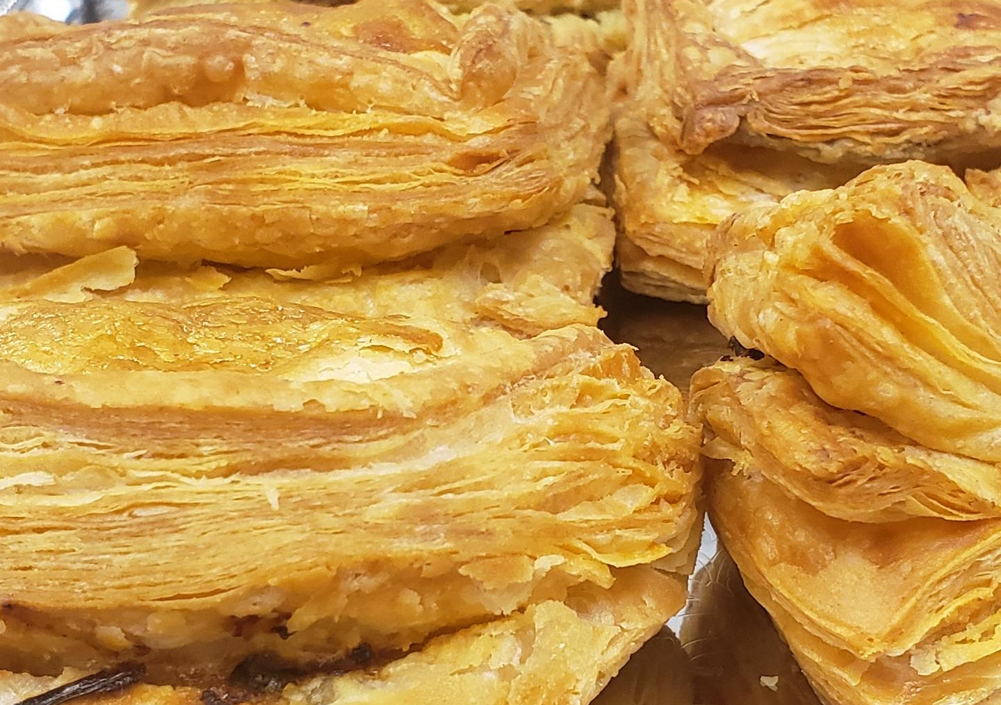 Savory Puff Pastry (Pate)