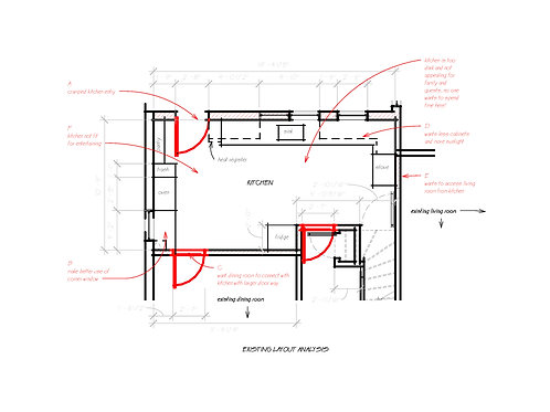 EXISTING Layout Drawing