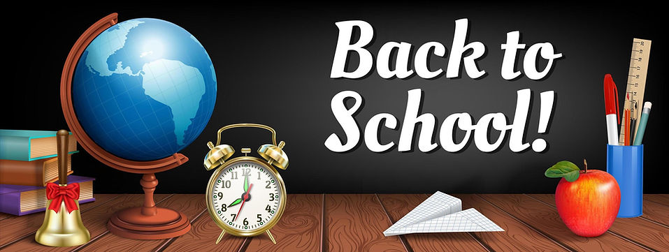 back-to-school-banner-with-realistic-ele