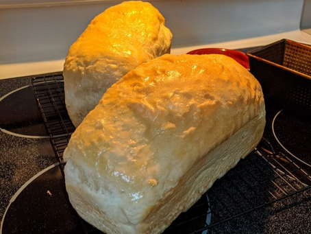 Making Sourdough Bread with Board Member Melissa Davis