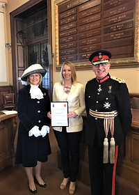 High Sheriff of East Sussex Award 2018