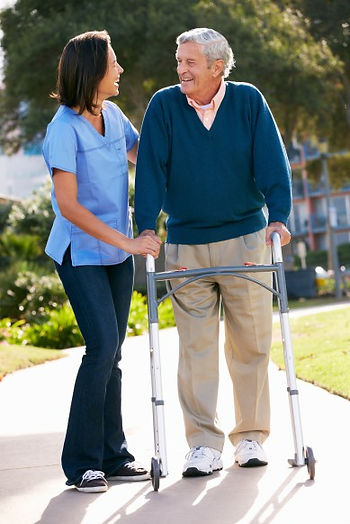 Home care for seniors in East Sussex
