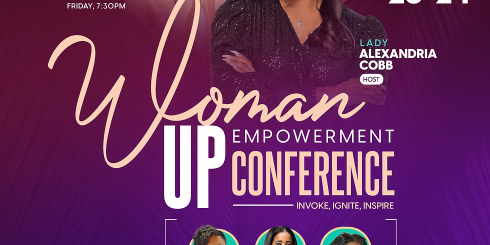 Woman Up Empowerment Conference 2021
