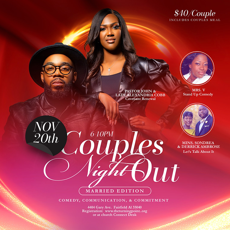 Couples Night Out (Marriage Edition)