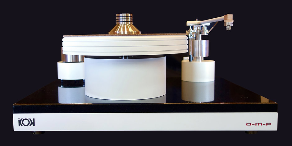 Ikon Akustik - OMP Laufwerk