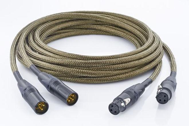 Audio Optimum - XLR Kabel XF-XM-TP75-BA