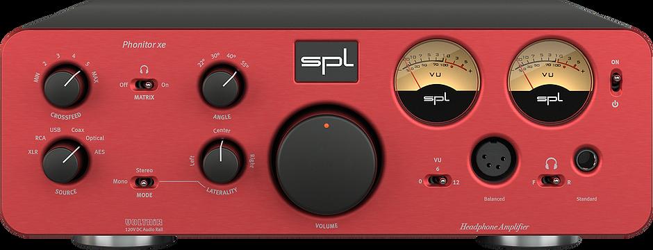 SPL Audio - Phonitor XE mit Dac 768