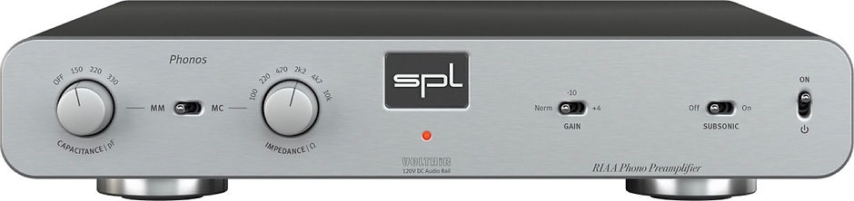 SPL Audio - Phonos