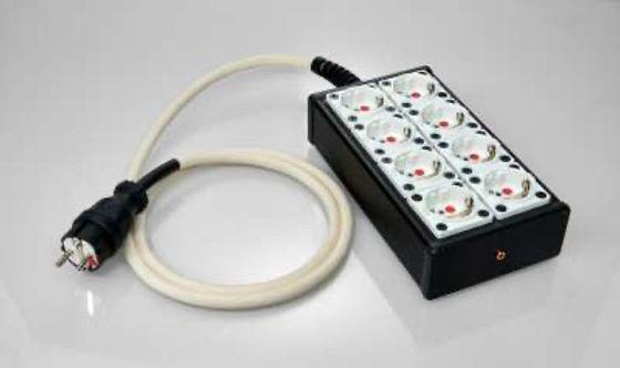 Audio Optimum - Stromverteiler 8 fach