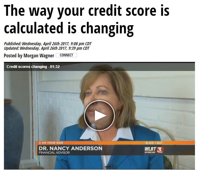The Way Your Credit Score is Calculated is Changing