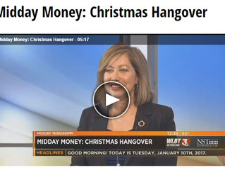 Christmas Hangover - Nancy on WLBT