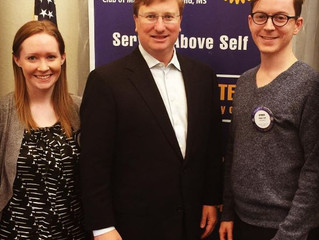 Driving Economic Development the Tate Reeves Way